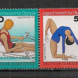 Germania.1976 Pentru tineret-Sport SG.347 - Timbre straine, Nestampilat
