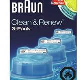 3 Cartuse Braun Clean&Renew CCR3