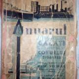 Anuarul orasului Galati 1936-1938 - Carte veche