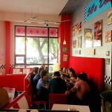 Canapea bar/restaurant de 6 locuri