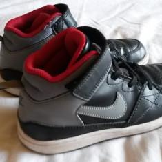 Adidasi Nike marime 31 baieti - copii - Ghete copii Nike, Culoare: Negru