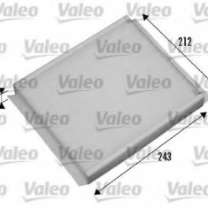 Filtru, aer habitaclu VAUXHALL MERIVA Mk I 1.7 DTI 16V - VALEO 698876 - Filtru polen
