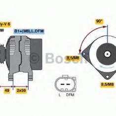 Generator / Alternator AUDI A2 1.4 - BOSCH 0 986 044 380 - Alternator auto