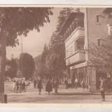 Bnk cp Sinaia - Vedere - uzata - Carte Postala Muntenia dupa 1918, Necirculata, Printata
