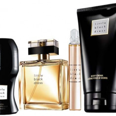 Set Little Black Dress AVON 4 produse - Parfum femeie Avon, Seturi, 50 ml