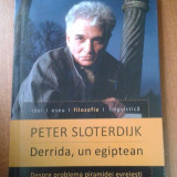 19447 PETER SLOTERDIJK - DERRIDA, UN EGIPTEAN - Filosofie