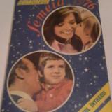 Lot Almanahul Femeia 1967 1975 1976 3 almanahuri