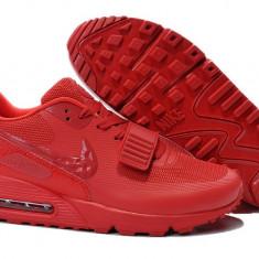 Nike Air Max Red Diamond - Adidasi barbati Nike, Marime: 39, 41, 42, 43, 44, 45, Culoare: Rosu