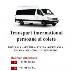 Transport Belgia
