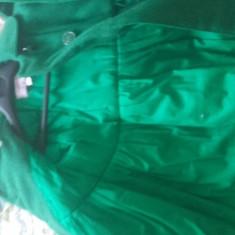 Paltonas fetite 5 ani toamna, Marime: Alta, Culoare: Verde