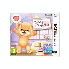 Teddy Together Nintendo 3Ds - Jocuri Nintendo 3DS
