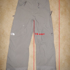 Pantaloni ski/tura The North Face, membrana HyVent cu aerisire. Marimea S-Men. - Imbracaminte outdoor The North Face, Marime: S