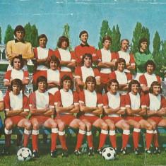 Fotografie Dinamo Bucuresti (1975)