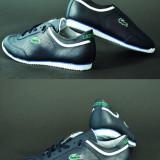 Adidas lacoste barbati model nou excelent 2016 - Adidasi barbati Lacoste, Marime: 40, 41, 42, 43, 44, Culoare: Din imagine, Textil