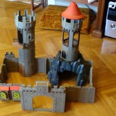 Joc de constructii cetate tip lego, folosit - Jocuri Seturi constructie, Baiat
