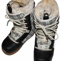 Boots snowboard Head Zora, dama, marimea 36.5 (23.5 cm), CA NOI!!!, Femei