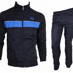 Trening Sergio Tacchini Fas - Bluza si pantaloni conici - Modele NOI -gen adidas - Trening barbati, Marime: S, M, XL, Culoare: Din imagine