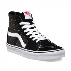 Shoes Vans SK8-Hi Black, Marime: 45