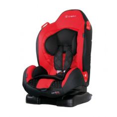 Scaun auto 9-25 kg Santino Only cu Isofix Red Coletto - Scaun auto bebelusi grupa 0+ (0-13 kg)