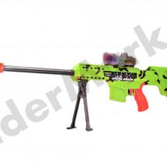 Pusca Crystal Bomb Gun cu bile de apa super accesorizata - Pistol de jucarie