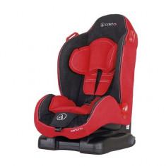 Scaun auto 9-25 kg Santino cu Isofix Red Coletto - Scaun auto bebelusi grupa 0+ (0-13 kg)