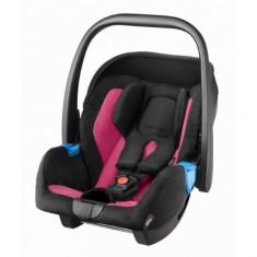 Scoica auto copii Privia Pink Recaro - Scaun auto bebelusi grupa 0+ (0-13 kg)