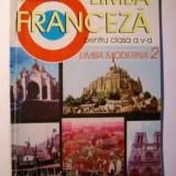 Manual franceza clasa a V-a L2 - Manual scolar Altele, Clasa 5, Limbi straine