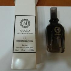 PARFUM TESTER ARABIA AJ 2 --- 50 -ML--SUPER PRET, SUPER CALITATE! - Parfum unisex