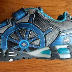 Adidasi Geox Sport Respira baietei; marime 31 (19.5 cm talpic);impecabili ca noi - Adidasi copii, Culoare: Din imagine