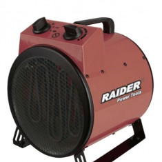 Aeroterma industriala 3 KW Raider Power Tools RD-EFH03