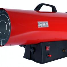Aeroterma industriala pe gaz 15 KW Raider Power Tools RD-GH15