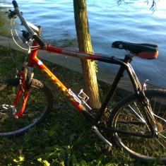 Mtb Giant ALUXX 6061 accept schimb - Mountain Bike Giant, 24 inch, 26 inch, Numar viteze: 21