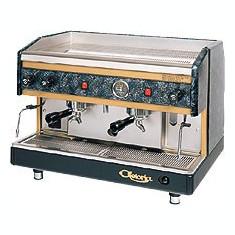 Espressor Astoria Argenta semi-automat - Espressor automat Alta