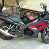 Motocicleta Kymco Quannon, 125 cmc, stare exceptionala, 6500 km la bord