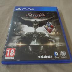 Joc PS4, Batman Arkham Knight, original, alte sute de jocuri! - Jocuri PS4, Actiune, 18+, Single player