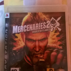 Joc Mercenaries 2 Playstation 3 Ps3 - Jocuri PS3 Ea Games