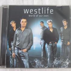 Westlife – World Of Our Own _ Cd, album, EU - Muzica Pop rca records