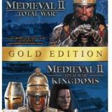 Sega Joc software Total War: Medieval II Gold Edition PC