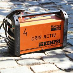 Kemppy Master 2200 - aparat de sudura professional - Invertor sudura