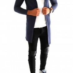 Cardigan tip ZARA fashion - Cardigan barbati - 6977 - Hanorac barbati, Marime: S, M, L, XL, Culoare: Din imagine