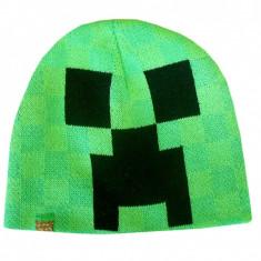 Caciula/Fes Creeper produs original sub licenta Minecraft - Fes Copii