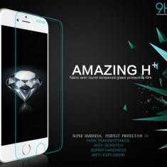 Folie de sticla securizata 9H NILLKIN dedicata modelului iPhone 7 - Folie de protectie Nillkin, iPhone 6, Lucioasa