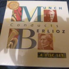 Berlioz - Charles Munch - Muzica Clasica rca records, CD