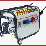 Generator Curent Electric - KRAFTECH - 12V/220/380V - 3kW