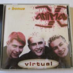 CD ANIMAL X ALBUMUL VIRTUAL - Muzica Dance cat music