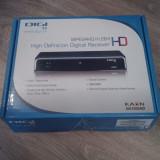 Receiver digital HD pentru antena satelit