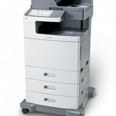 Multifunctionala Lexmark X792DE, 50 ppm, 1200 x 1200 dpi, Retea, USB, Fax, Copiator, Scanner