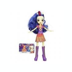 Figurina MLP Equestria Girls Friendship Games - Indigo Zap - Figurina Desene animate