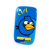 Husa Blackberry Curve 8520 din Plastic Model Angry Birds - The Blues