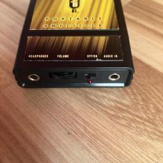 Amplificator portabil casti Golden Era Clear Sound-made in USA